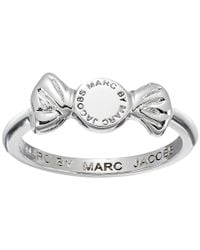 Marc By Marc Jacobs | Metallic Lost And Found Candy Ring | Lyst
