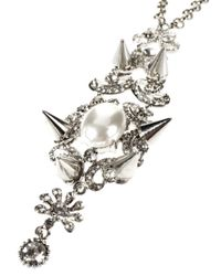 ASOS | Metallic Ornate Spiked Tikka Hair Clip | Lyst