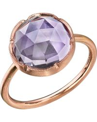 Irene Neuwirth - Pink Gemstone Ring - Lyst