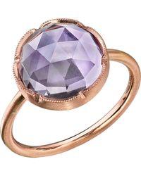 Irene Neuwirth | Pink Gemstone Ring | Lyst