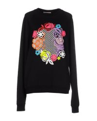 Christopher Kane - Black Sweatshirt - Lyst