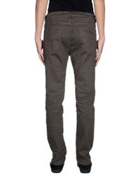 Poeme Bohemien | Natural Denim Pants for Men | Lyst
