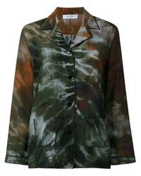 Valentino | Multicolor Tie-dye Pyjama Top | Lyst