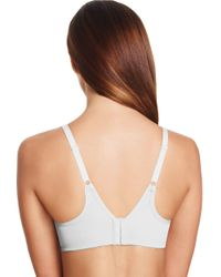 Wacoal | White Casual Beauty Full Busted Seamless Underwire Bra | Lyst