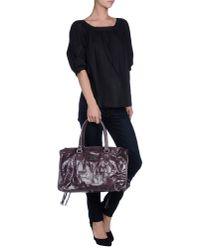 Secret Pon-pon | Purple Handbag | Lyst