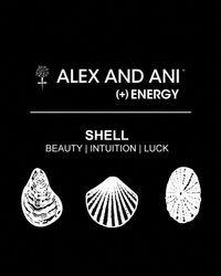 ALEX AND ANI - Metallic Seashell Bangle - Lyst