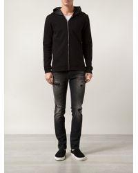 R13 | Black 'skate' Jeans for Men | Lyst
