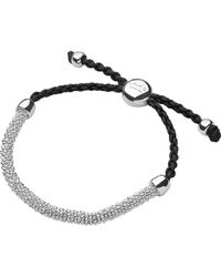 Links of London - Metallic Effervescence Extra-small Cord Bracelet - Lyst