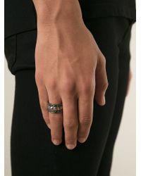 Stephen Webster | Black Shank Ring for Men | Lyst