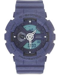 G-Shock | Gray Ga-110sl-3aer Watch for Men | Lyst