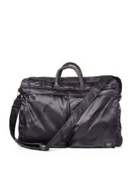 Porter | Black Two-way Camo Duffel Bag for Men | Lyst