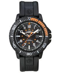 Timex - Black Wrist Watch for Men - Lyst