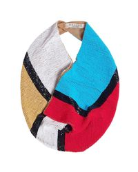 Roarke | Multicolor Tate Necklace | Lyst