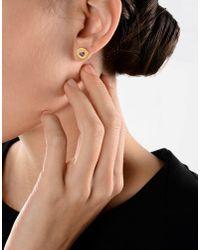 Tous - Brown Earrings - Lyst