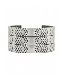 House of Harlow 1960 | Metallic Echo Crest Cuff for Men | Lyst