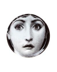 Fornasetti - Gray Coaster - Lyst
