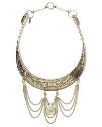 Nasty Gal - Metallic Vanessa Mooney Nebulous Necklace - Lyst