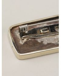 KTZ - Metallic Terror Pin - Lyst