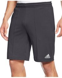 Adidas | Gray Barricade Climacool® Shorts for Men | Lyst