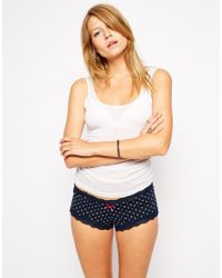 Jack Wills - Black Houlton French Underwear Briefs - Lyst