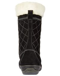 Helly Hansen | Black Women's Eir Lace-up Faux-fur Boots | Lyst