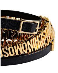 Moschino | Metallic Bijoux | Lyst
