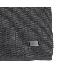 Emporio Armani - Gray Scarf for Men - Lyst
