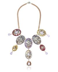 Bijoux De Famille - Multicolor Supernova Necklace - Lyst
