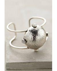 Gerard Yosca | Metallic Celestial Orb Cuff | Lyst