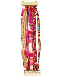 Hipanema - Multicolor Hippie Bracelet - Lyst