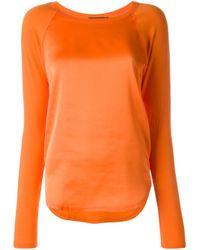 Polo Ralph Lauren | Orange Classic Lightweight Sweater | Lyst