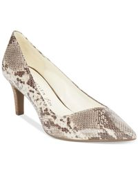 Anne Klein - Multicolor Barb Pumps - Lyst