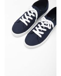 Forever 21 - Blue Classic Low Tops - Lyst
