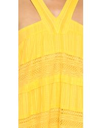 d.RA - Yellow Shanna Dress - Lyst