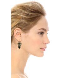 Samantha Wills - Dawns Whisper Earrings - Black - Lyst