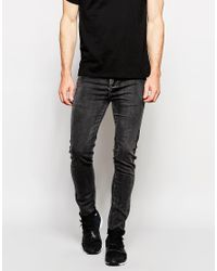 Grain Denim | Gray 2690 Skinny Jeans for Men | Lyst