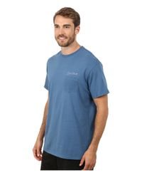 Jack O'neill | Blue Albacore Short Sleeve Screen Tee for Men | Lyst
