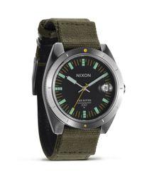 Nixon - Green The Rover Ii Watch, 42mm - Lyst
