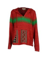 Denim & Supply Ralph Lauren | Red Jumper for Men | Lyst