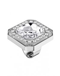 Azzaro | Metallic Silver Dauphiné Ring | Lyst