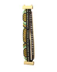 Hipanema | Yellow Bracelet | Lyst