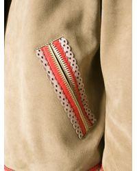 Étoile Isabel Marant - Natural 'bolton' Jacket - Lyst