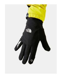 The North Face - Black Runners 2 Etip Glove for Men - Lyst