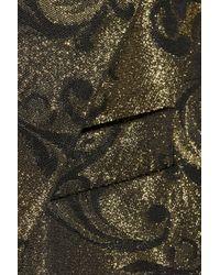 Balmain | Metallic Blazer | Lyst