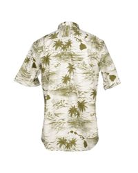 Roy Rogers - Green Shirt for Men - Lyst