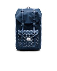 Herschel Supply Co. | Blue Herschel Retreat Crosshatch Backpack | Lyst
