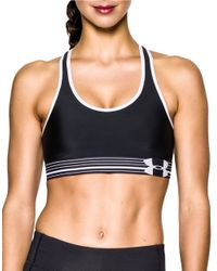 Under Armour | Black Still Gotta Have It Bra | Lyst