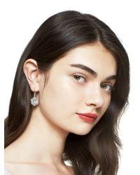 kate spade new york | Metallic Sweet Nothings Earrings | Lyst