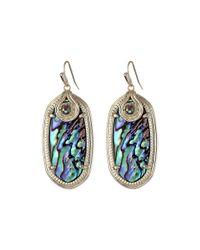 Kendra Scott | Blue Porter Earring | Lyst