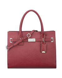 Nine West | Purple Internal Affairs Tote | Lyst